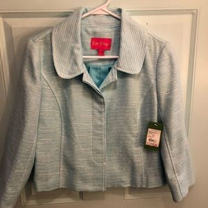 Lilly Pulitzer Beauford Jacket/Blazer NWT